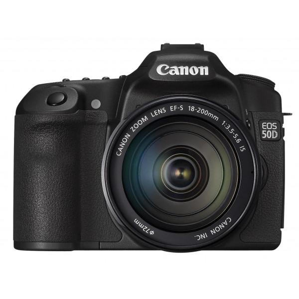 Canon EOS 50D SLR-Digitalkamera (15 Megapixel, Live-View) Kit inkl. EF-S 18-200 IS Objektiv (bildstabilisiert)-33