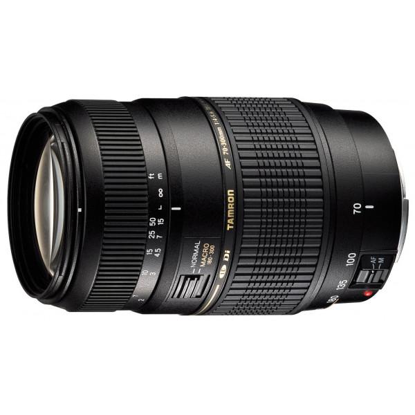Tamron AF 70-300mm 4-5,6 Di LD Macro 1:2 digitales Objektiv (62mm Filtergewinde) für Canon-31