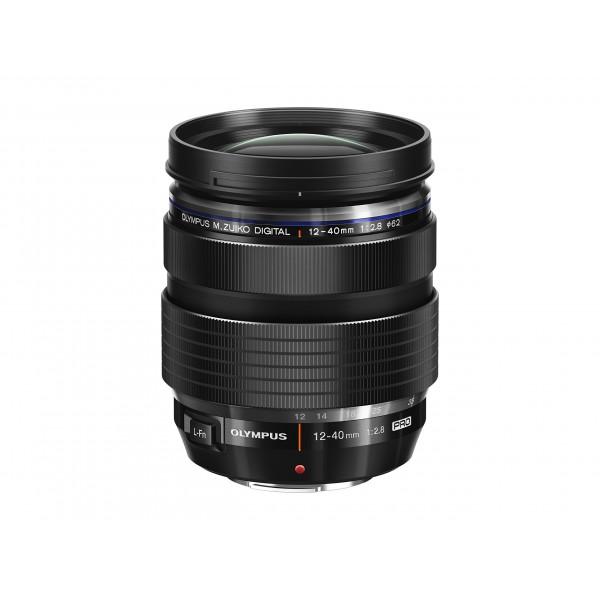 Olympus M.Zuiko Digital ED 12-40 mm 1:2.8 Top Pro Objektiv für Micro Four Thirds Objektivbajonett, schwarz-39