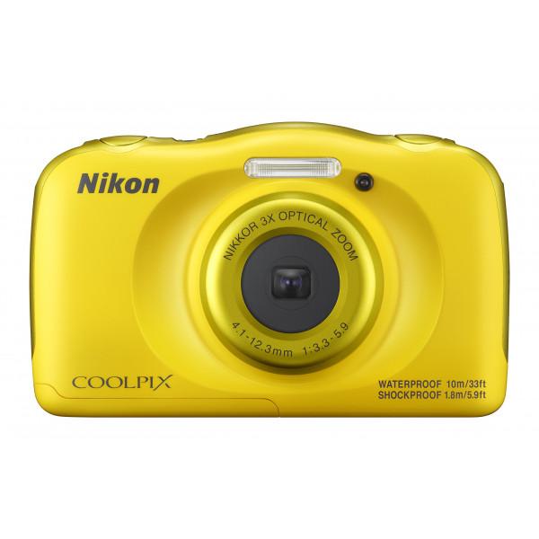 Nikon Coolpix W100 Kamera gelb-34