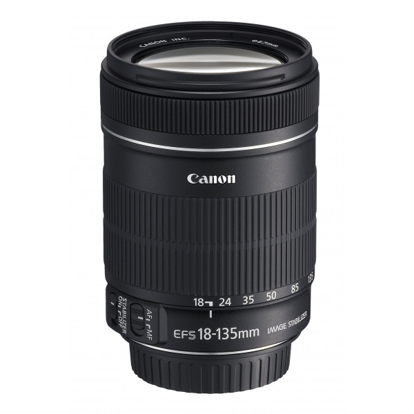 Canon EF-S 18-135mm 1:3,5-5,6 IS Objektiv (67 mm Filtergewinde, bildstabilisiert)-35