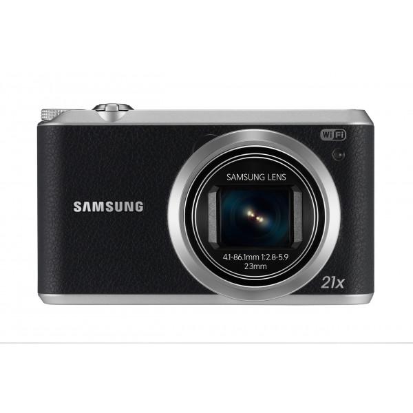 Samsung WB350F Smart-Digitalkamera (16 Megapixel, 21-fach opt. Zoom, 7,6 cm (3 Zoll) Touchscreen) schwarz-38