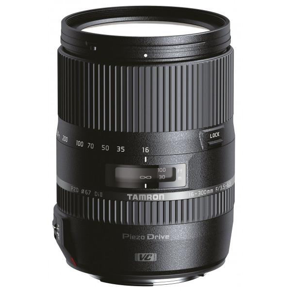 Tamron 16-300mm F/3,5-6,3 DI II SO/AF PZD Macro für Sony-32