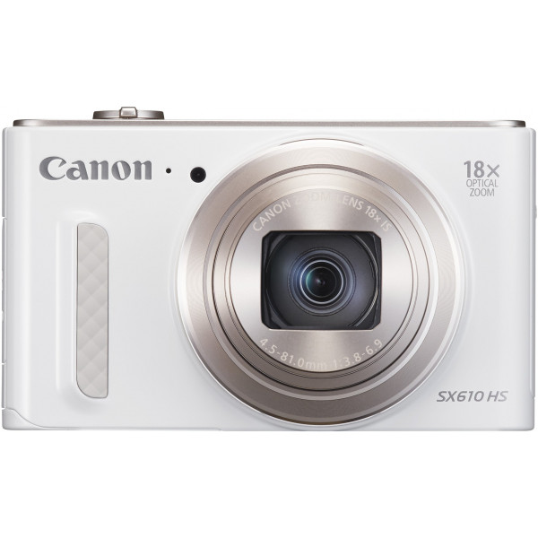 Canon PowerShot SX610 HS Digitalkamera (20,2 Megapixel CMOS, HS-System, 18-fach optisch, Zoom, 36-fach ZoomPlus, opt. Bildstabilisator, 7,5 cm (3 Zoll) Display, Full HD Movie, WLAN, NFC) weiß-39