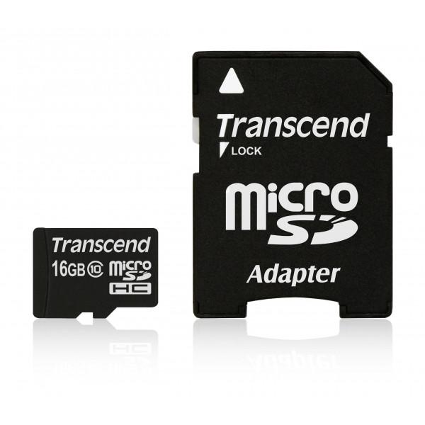 Transcend Extreme-Speed Micro SDHC 16GB Class 10 Speicherkarte-35
