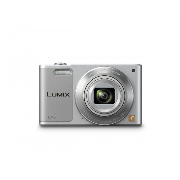 Panasonic LUMIX DMC-SZ10EG-S Style-Kompakt Digitalkamera (12x opt. Zoom, 2,7 Zoll LCD-Display um 180° schwenkbar,WiFi, HD-Videos, Bildstabilisator) silber-35