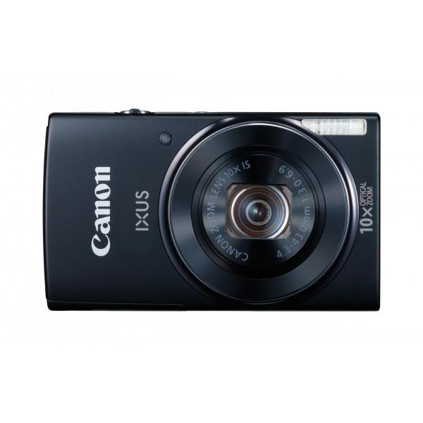 Canon IXUS 155 Digitalkamera (20 Megapixel, 10-fach opt. Zoom, 6,8 cm (2,6 Zoll) LCD-Display, HD-Ready) schwarz-310
