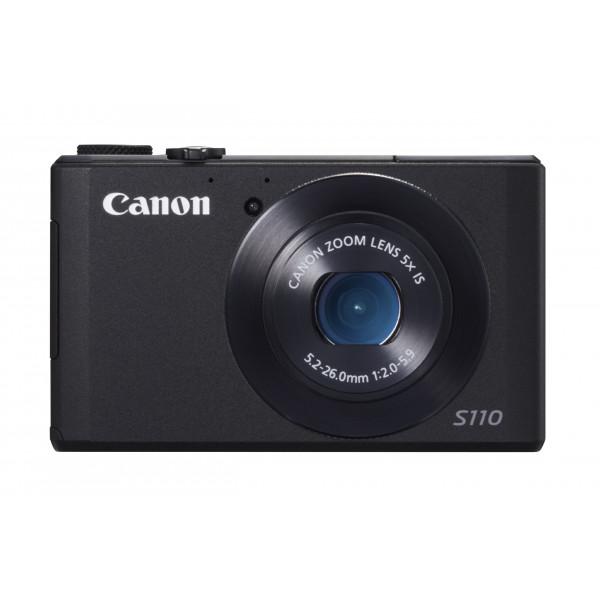 Canon PowerShot S110 Digitale Kompaktkamera (12,1 Megapixel, 5-fach opt. Zoom, 7,6 cm (3 Zoll) Display, Full HD, HDMI) schwarz-35
