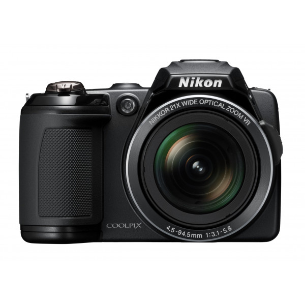 Nikon Coolpix L120 Digitalkamera (14 Megapixel, 21-fach opt. Zoom, 7,5 cm (3 Zoll) Display, HD Video, bildstabilisiert) schwarz-39