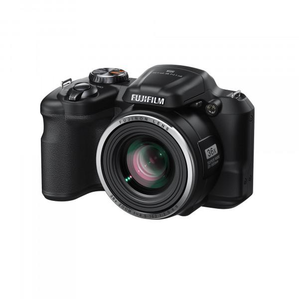 Fujifilm FinePix S8600 Kompaktkamera (16 Megapixel, 7,6 cm (3 Zoll) Display, 36-fach opt. Zoom, Kompakte Bauweise) schwarz-311