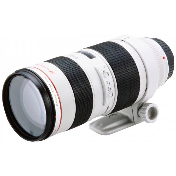 Canon EF 70-200 mm / 1:2,8 L USM Objektiv (77mm Filtergewinde)-32