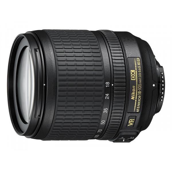 Nikon AF-S DX NIKKOR 18-105mm/3,5-5,6G ED VR Objektiv-31