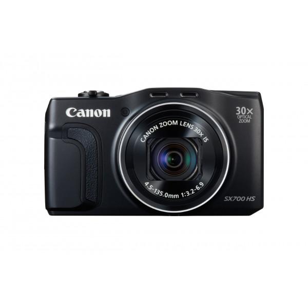 Canon PowerShot SX700 Digitalkamera (16,1 Megapixel, 30-fach opt. Zoom, 7,5 cm (3 Zoll) LCD-Display, NFC, Full HD) schwarz-312