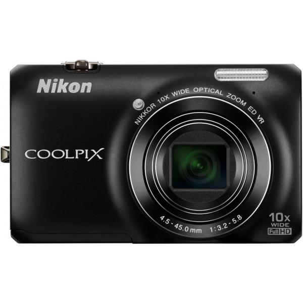 Nikon Coolpix S6300 Digitalkamera (16 Megapixel, 10-fach opt. Zoom, 6,7 cm (2,7 Zoll) Display, bildstabilisiert) schwarz-38