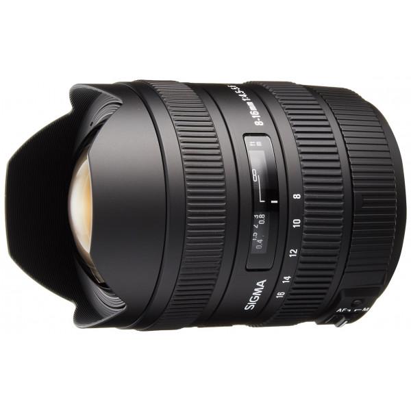 Sigma 8-16mm F4,5-5,6 DC HSM-Objektiv für Sony Objektivbajonett-35