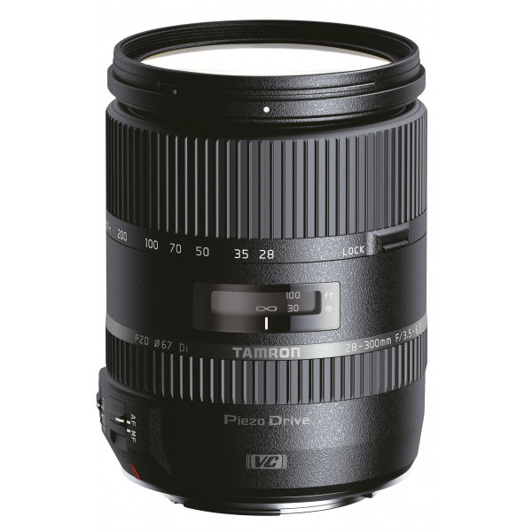Tamron 28-300 mm F/3.5-6.3 Di VC PZD Objektiv für Nikon Bajonettanschluss-32