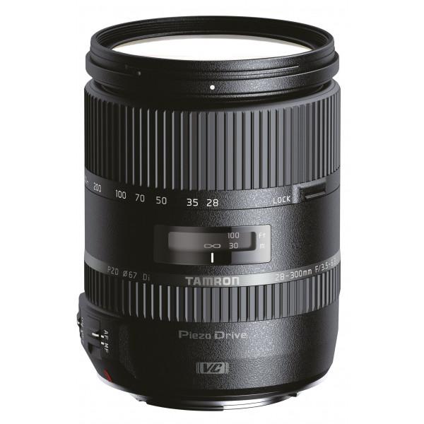 Tamron 28-300 mm F/3.5-6.3 Di VC PZD Objektiv für Canon Bajonettanschluss (A010E)-32