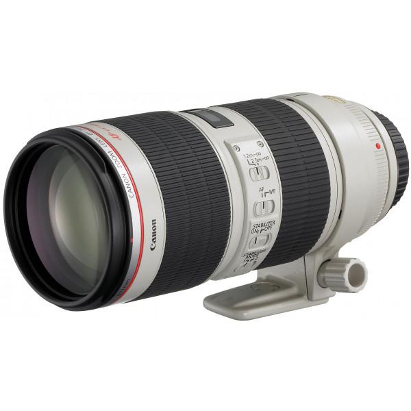 Canon EF 70-200 mm 1:2,8 L IS II USM Objektiv-33
