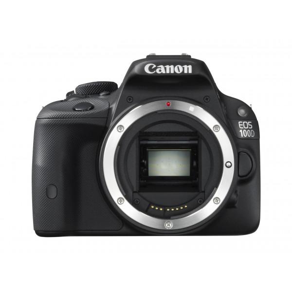 Canon EOS 100D SLR-Digitalkamera (18 Megapixel, 7,6 cm (3 Zoll) Touchscreen, Full HD, Live-View) nur Gehäuse-310