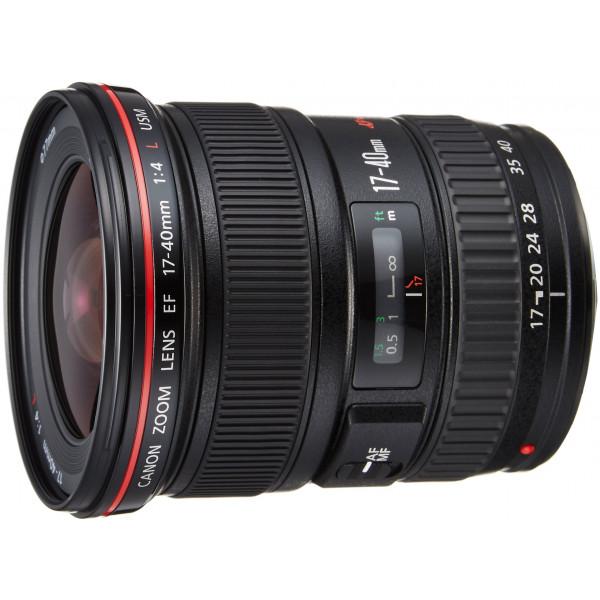 Canon EF 17-40mm/1:4,0 L USM Objektiv (77 mm Filtergewinde)-34