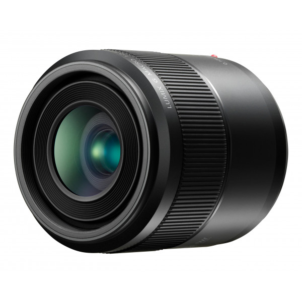 Panasonic H-HS030E LUMIX G Makro 30 mm F2.8 ASPH.Objektiv (O.I.S. Bildstabilisator, Bildwinkel 40°, Filtergröße 46 mm) schwarz-33