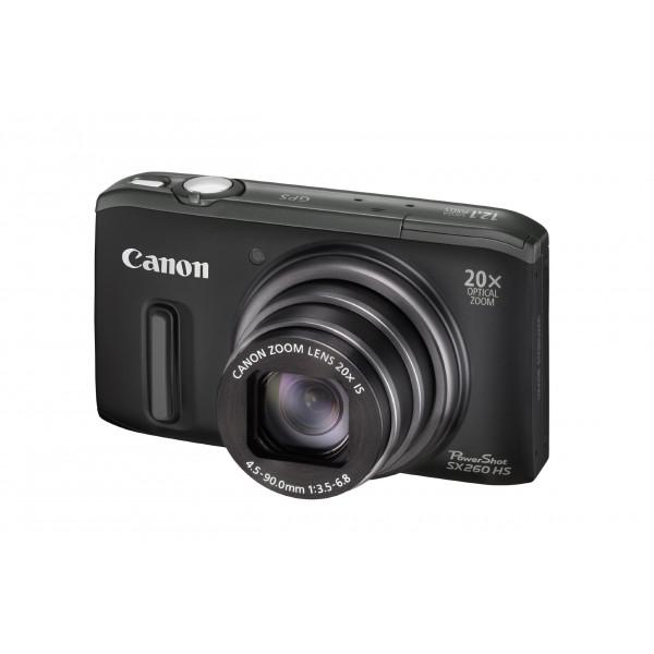 Canon PowerShot SX 260 HS Digitalkamera (GPS, 12,1 Megapixel, 20-fach opt. Zoom, 7,6 cm (3 Zoll) Display, bildstabilisiert) schwarz-36