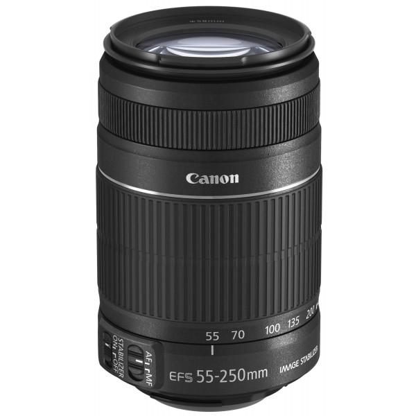 Canon EF-S 55-250mm 4,0-5,6 IS II Objektiv für EOS (bildstabilisiert)-36