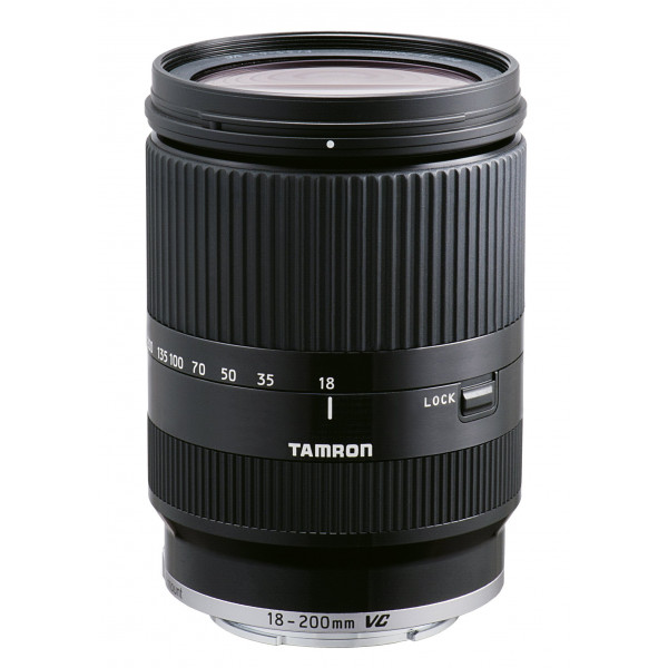 Tamron 18-200mm F/3.5-6.3 Di III VC Nex Objektiv für Sony NEX-Serie schwarz-37