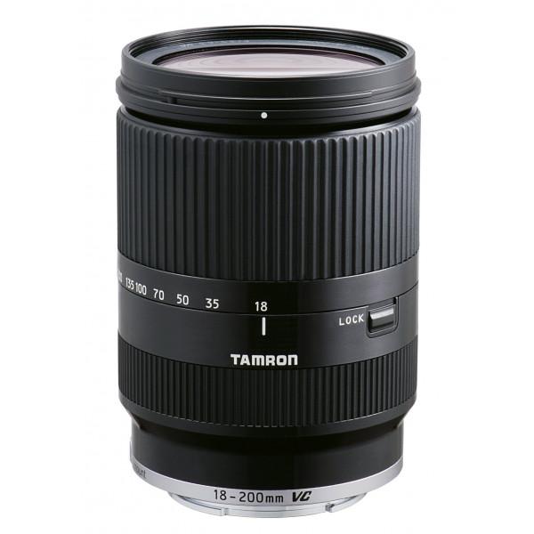 Tamron 18-200 mm F/3.5-6.3 Di III VC Objektiv für Canon EOS-M Bajonettanschluss schwarz-32