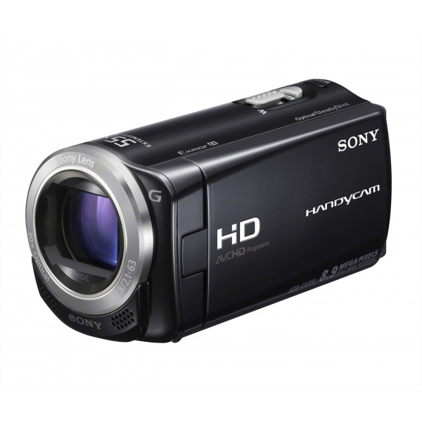 HDR-CX250 (Black)-312