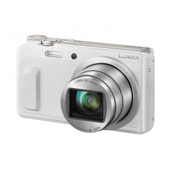 Panasonic LUMIX DMC-TZ58EG-W Travellerzoom Kamera (16 Megapixel, 20x opt. Zoom, 3-Zoll LCD-Display, Full HD, WiFi, 24 mm Weitwinkel-Objektiv) weiß-31