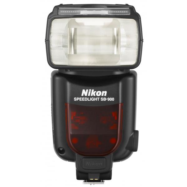 Nikon Speedlight SB-900 Blitzgerät (Leitzahl 48 bei ISO 200) für Nikon-34
