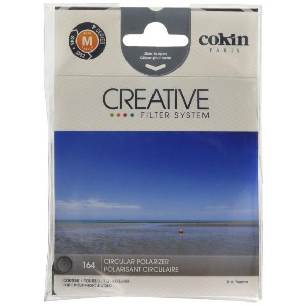 Cokin P164 Polfilter, cirkular-32