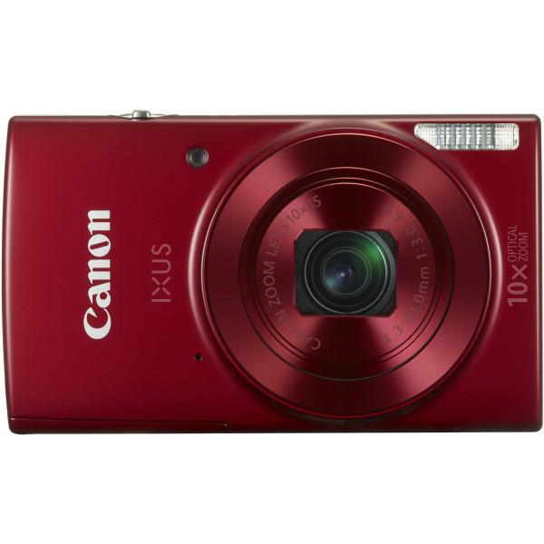 Canon IXUS 180 Digitalkamera (20 Megapixel, 10 x opt. Zoom, 4 x dig. Zoom, 6,8 cm (2,7 Zoll) LCD Display, WLAN, Bildstabilisator) rot-38