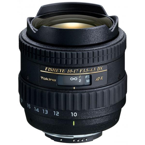 Tokina ATX 3,5-4,5/10-17 DX AF Objektiv für Nikon-34