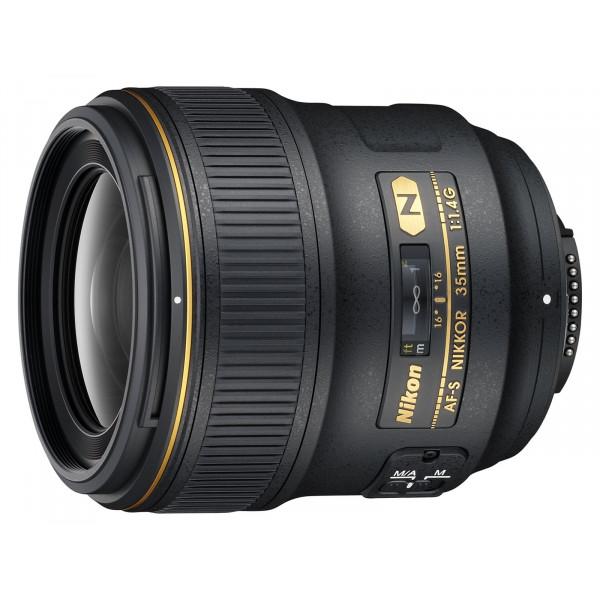 Nikon AF-S Nikkor 35 mm 1:1,4G Objektiv (67 mm Filtergewinde)-33
