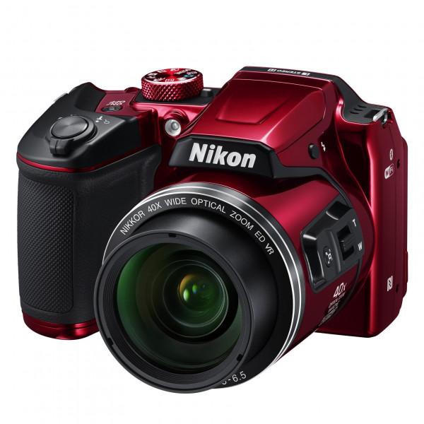 Nikon Coolpix B500 Kamera rot-37