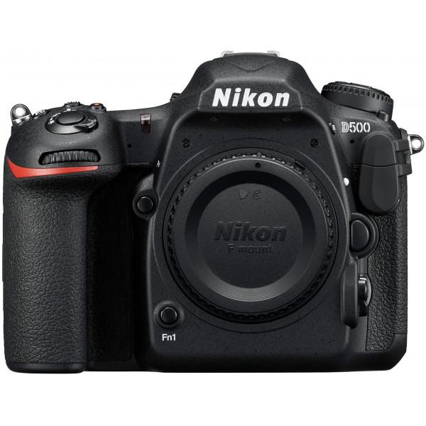 Nikon D500 Digitale Spiegelreflexkamera (20.9 Megapixel, 8 cm (3,2 Zoll) LCD-Touchmonitor, 4K-UHD-Video) nur Gehäuse schwarz-311
