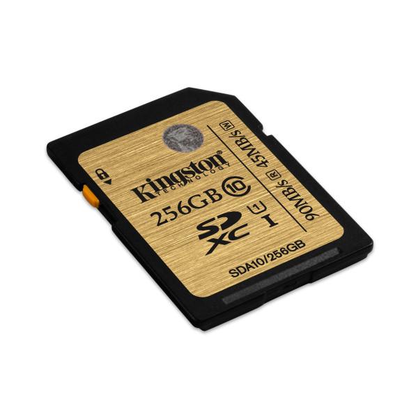 Kingston Profesional SDA10 SDHC 256GB Class 10 Speicherkarte-33
