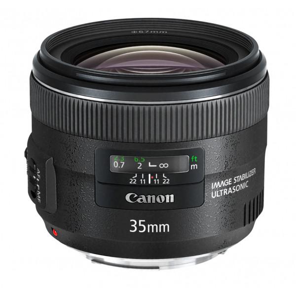 Canon EF 35mm Objektiv 1:2 IS USM (67mm Filtergewinde) schwarz-34