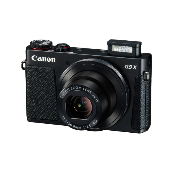 Canon PowerShot G9 X Digitalkamera (20,2 Megapixel, 7,5 cm (3 Zoll) Display, WLAN, NFC, Image Sync, 1080p, Full HD) schwarz-35