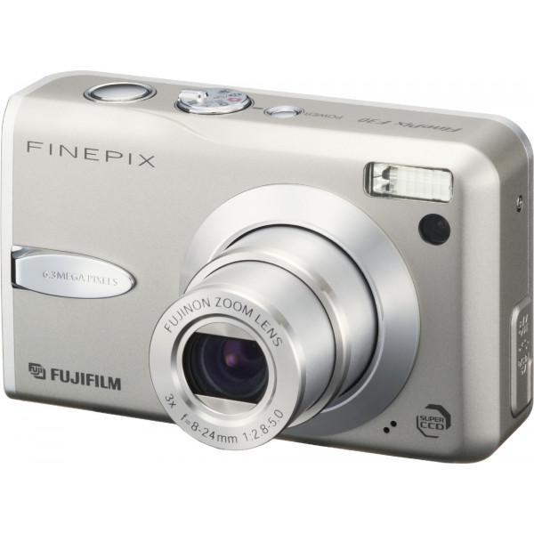FujiFilm FinePix F30 Digitalkamera (6 Megapixel)-35