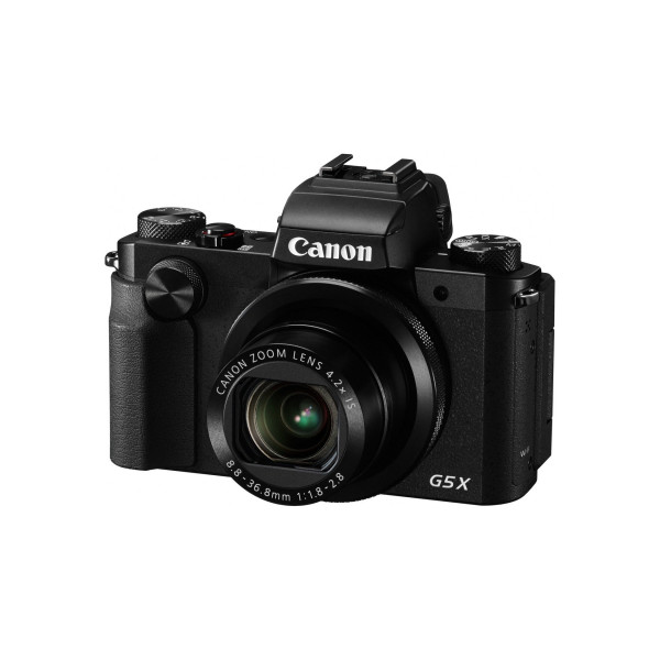 Canon PowerShot G5 X Digitalkamera (20,2 Megapixel, 7,5 cm (3 Zoll), WLAN, NFC, Image Sync, 1080p, Full HD) schwarz-36