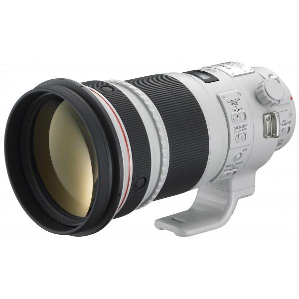 Canon EF 300mm 1:2,8 L IS II USM Objektiv (52 mm Filtergewinde, bildstabilisiert)-32