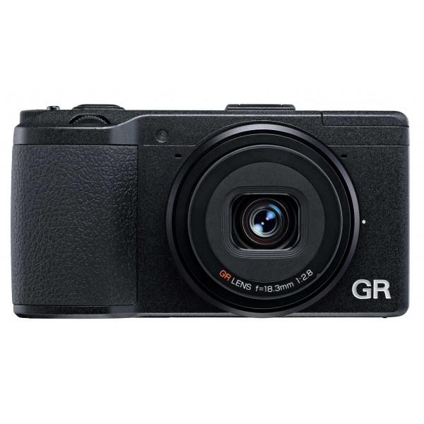Ricoh GR Digitalkamera (16,2 Megapixel, CMOS Sensor, 7,6 cm (3 Zoll) Display) schwarz-310