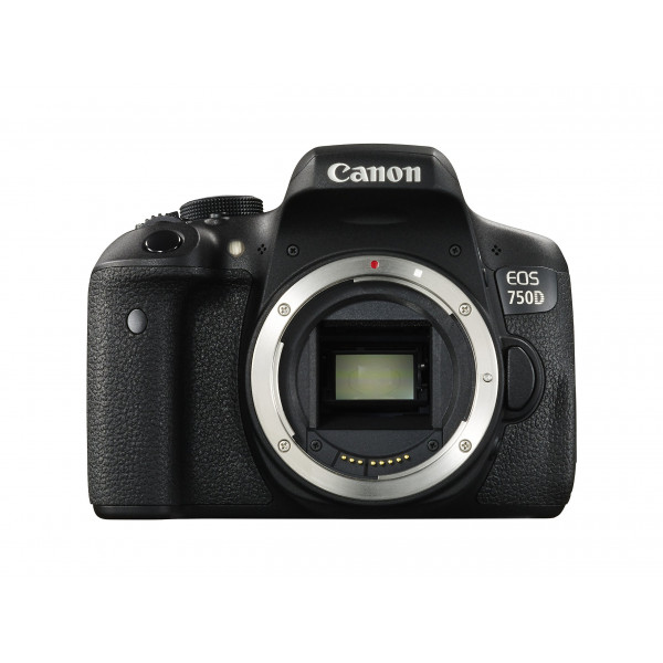 Canon EOS 750D Body Spiegelreflexkamera schwarz-31
