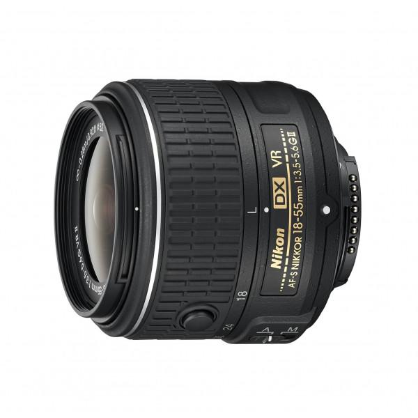 Nikon AF-S Nikkor DX 18-55mm 1:3,5-5,6G VR II Objektiv-31