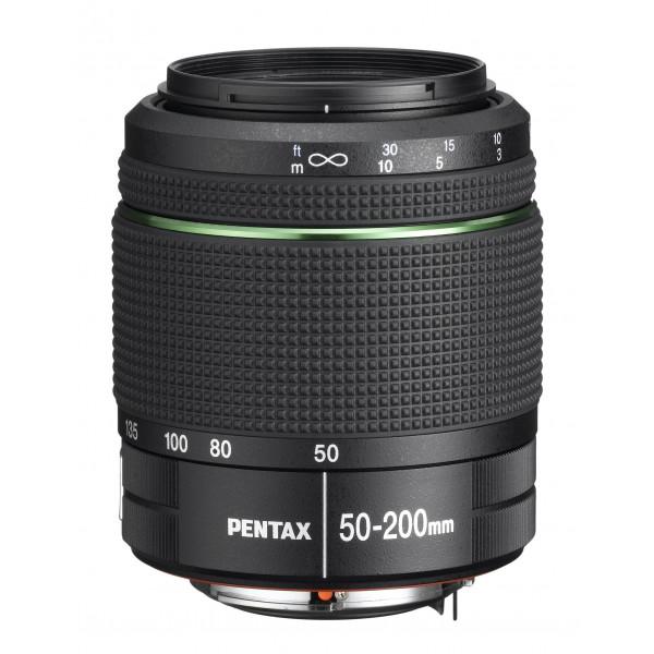 Pentax SMC DA 50-200mm / f4-5,6 AL WR Telezoomobjektiv-36