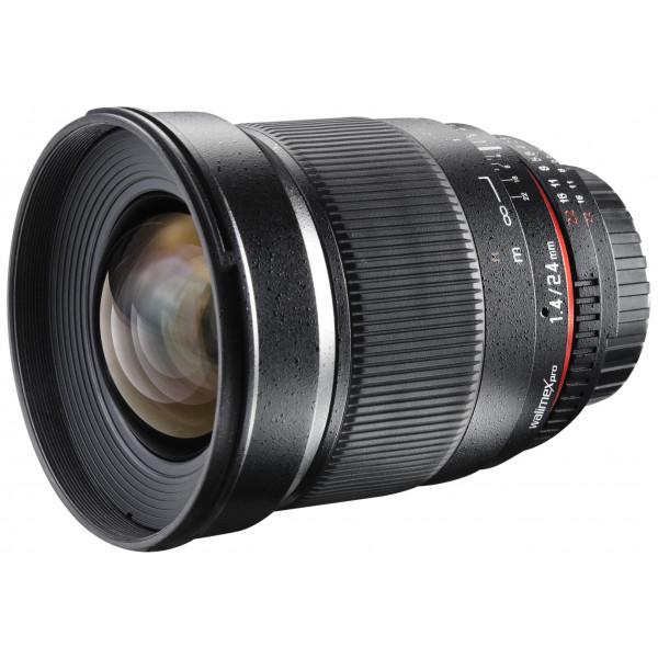 Walimex Pro 24 mm 1:1,5 VDSLR Foto/Videoobjektiv für Pentax K Objektivbajonett (Filtergewinde 77mm, Gegenlichtblende, Zahnkranz, stufenlose Blende/Fokus) schwarz-35