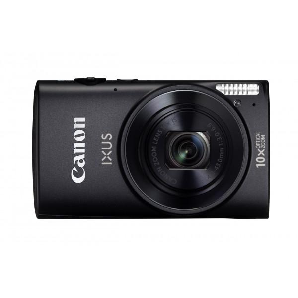 Canon IXUS 255 HS Digitalkamera (12,1 Megapixel, 10-fach opt. Zoom, 7,5 cm (3 Zoll) Display, Full-HD, bildstabilisiert) schwarz-36